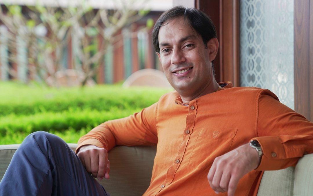 In Conversation with Amandeep Grover