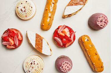 Markus Bohr Executive Pastry Chef Harrods London